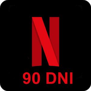 Netflix 90 dni premium